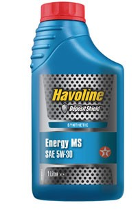 Havoline Energy MS SAE 5W-30, 1L