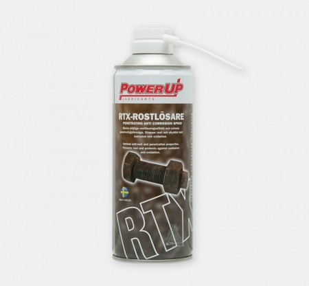 PowerUp, RTX Rustløser 400ml