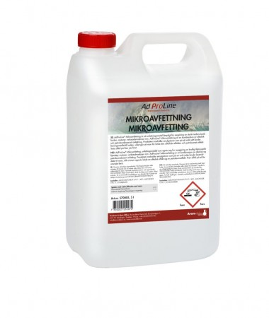 Mikroavfetting 25 liter